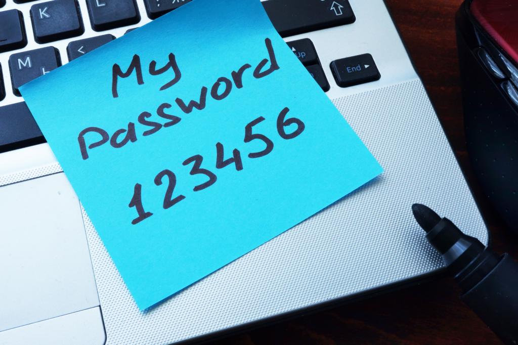 Password Awareness